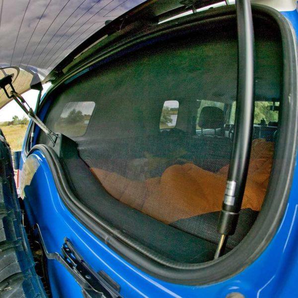diy window screen for van car 4wd